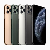 Apple iPhone 11 Pro 256GB - Silver - iBite Nitra G4