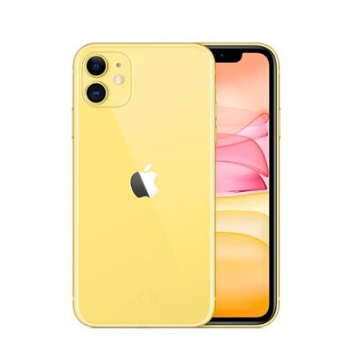 iPhone 11 64GB - Yellow