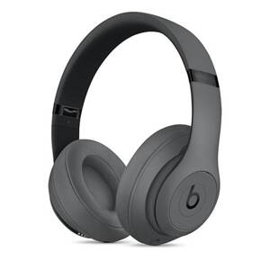 Apple Beats Studio3 Wireless Over-Ear Headphones - Gray