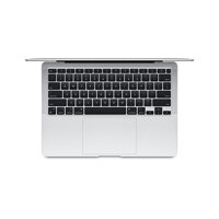 "MacBook Air 13,3"" (M1 2020) Retina Display M1 8-Core CPU 8-Core GPU 8GB RAM 512GB SSD - Silver - iBite Nitra G1"