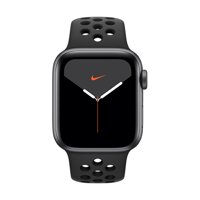 Apple Watch Nike Series 5 GPS, 40mm Space Grey Aluminium Case with Anthracite/Black Nike Sport Band - iBite Nitra G1