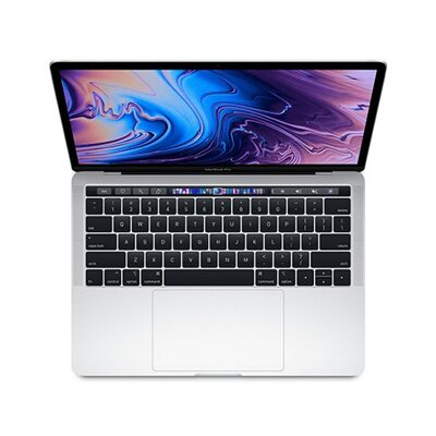 "MacBook Pro 13,3"" Touch Bar (2019) Retina Display Intel Core i5 1.4GHz Quad Core 8GB RAM 128GB - Silver"