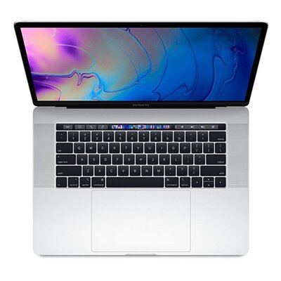 "MacBook Pro 15,4"" Touch Bar (2018) Retina Display Intel Core i7 2.6GHz 6-Core 16GB RAM 512GB - Silver"