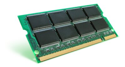 4GB DDR3 1066Mhz SODIMM Crucial pre Apple