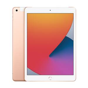 "iPad 10,2"" (2020) WiFi+Cellular 32GB - Gold"