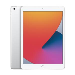 "iPad 10,2"" (2020) WiFi+Cellular 32GB - Silver"