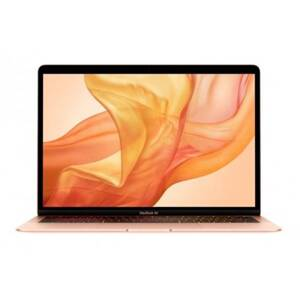 "MacBook Air 13,3"" (2020) Retina Display Intel Core i3 1.1GHz Dual Core 8GB RAM 256GB - Gold"